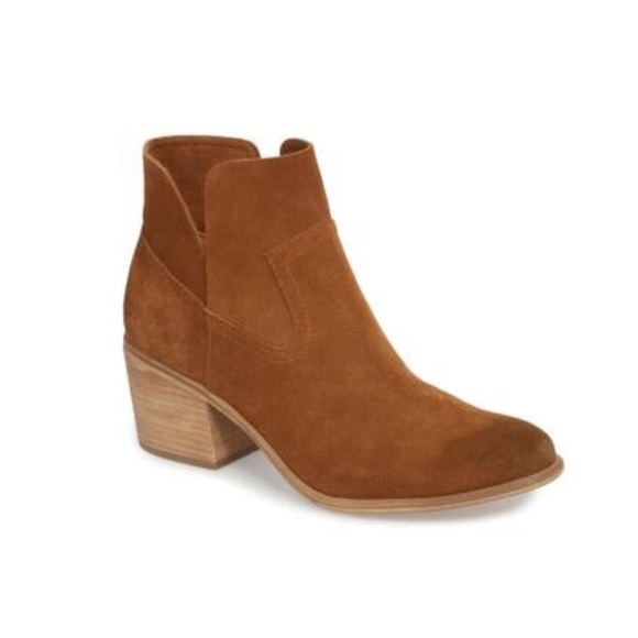 BP Brice Notched Bootie